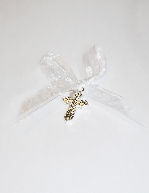 Cruciulite botez model dantelat