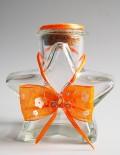 Sticluta pentru ulei mir cu accesorii portocalii