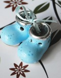 Marturii botez botosei bleu din ceramica