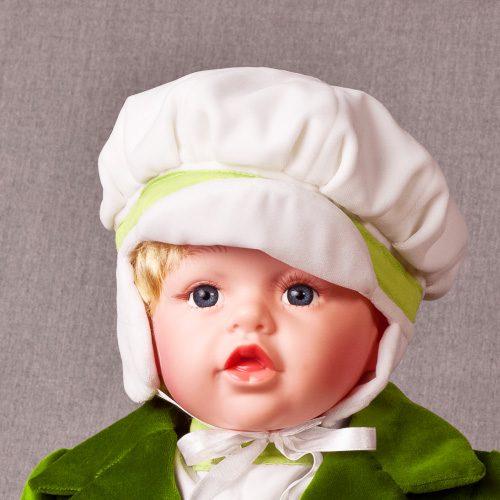 Costumas botez baieti Brotacel, colectia Petite Coco 2