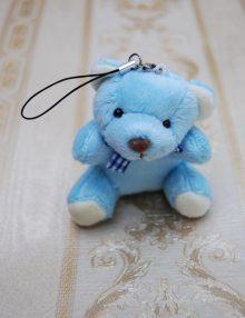 Ursulet bleu din plus