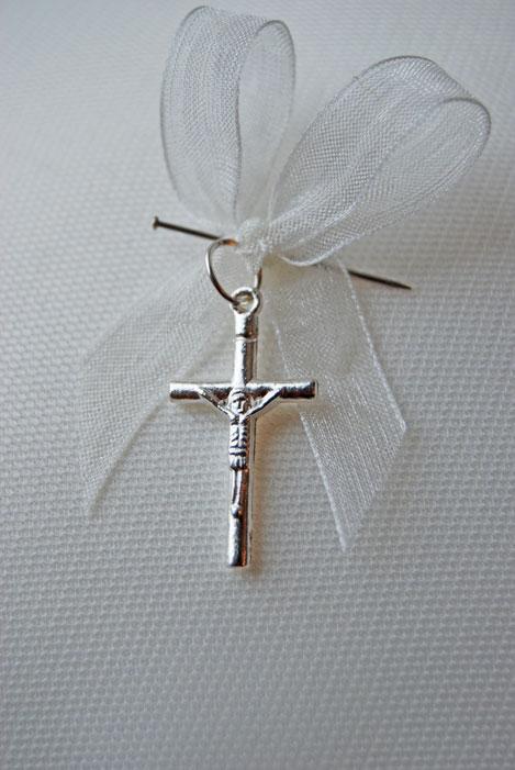 Cruciulite botez cu Iisus Hristos