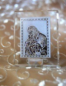Marturie botez iconita din sticla