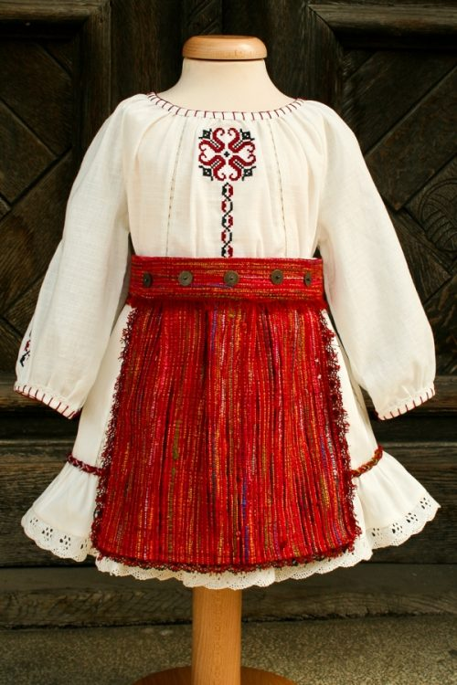 Tinuta traditionala fetite - Maria 1