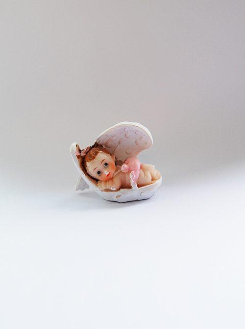 Marturie botez bebe fetita in aripi