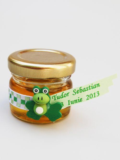 Marturie botez borcanel miere cu broscuta