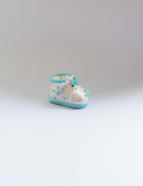 Marturie botez botosel ceramica bleu