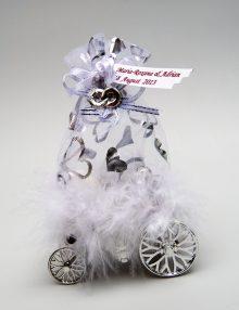 Marturie nunta trasurica argintie