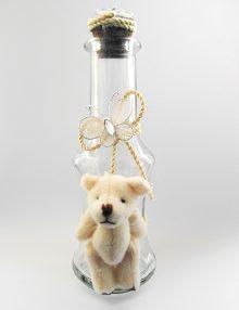 Sticla ulei mir cu ursulet crem