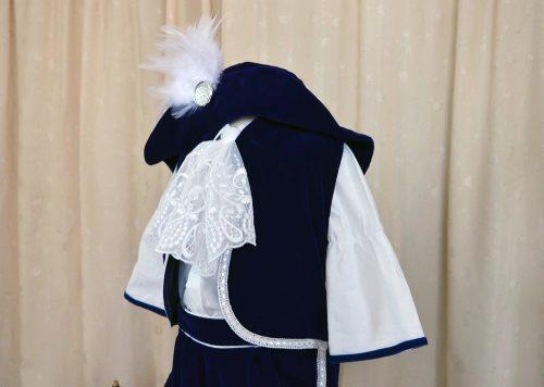 Costumas botez baietel model d'Artagnan 2