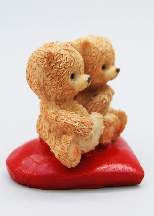 Marturie pentru bebelusi gemeni, doi ursuleti 2
