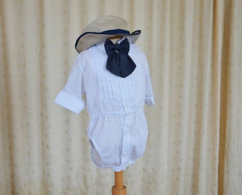 Costumas botez baietel Louis 2
