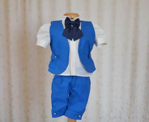 Costum botez Blue 1