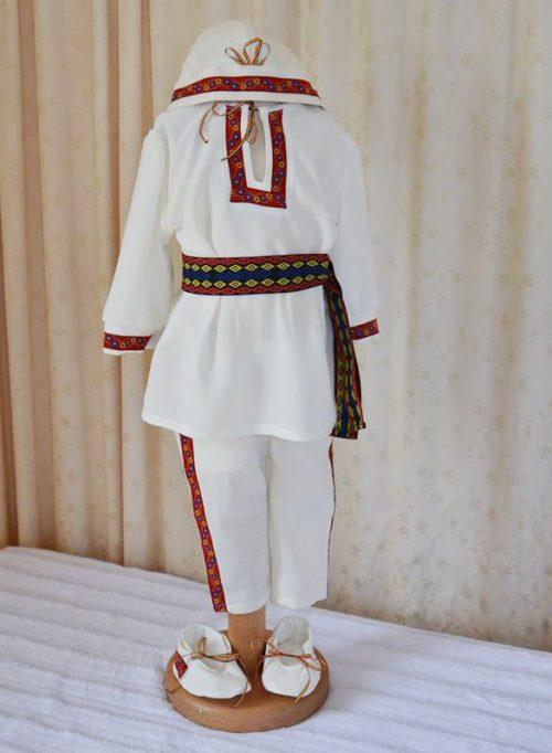 Costum popular baietel 1