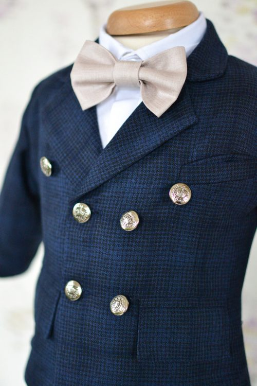 Costum botez baieti Little Gentleman 2