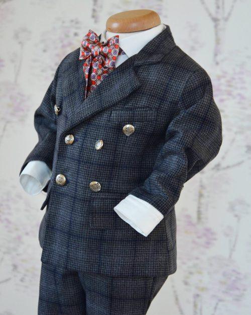 Costum botez Gentleman Jack 6 piese 1