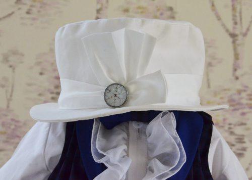 Costum botez pentru baietel Magic 3