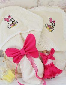 trusou-botez-roz-fetita-biserica-personalizat