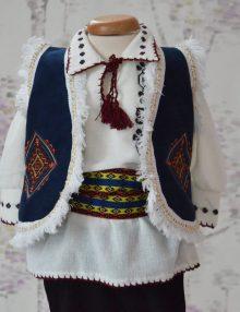 Costum botez baietel Traditional