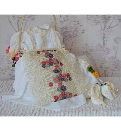 Costumas traditional fetite Florina 5
